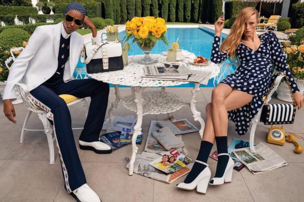 Grochy to jeden z tych trendów, które powracają jak bumerang do świata mody.
