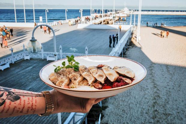 Weekendowy spacer najlepiej połączyć z pysznym obiadem w restauracji.