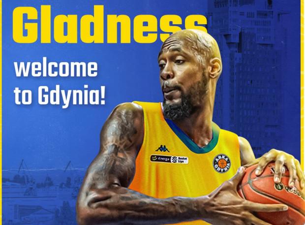 Mickell Gladness w przeszłości grał m.in. w NBA i hiszpańskiej ACB.