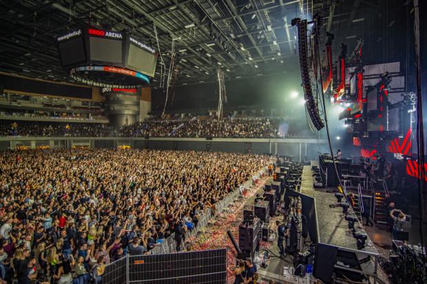 W tym roku Ergo Arena obchodzić będzie 10. urodziny.