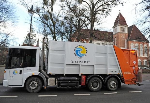 Sopot będzie musiał zrezygnować z dotychczasowego ryczałtu w sposobie naliczania opłat za wywóz śmieci.