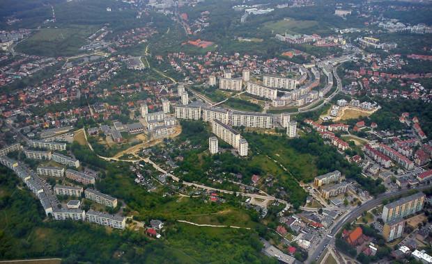 Gdańskie dzielnice są bardzo zróżnicowane pod względem dostępności gruntów miejskich.