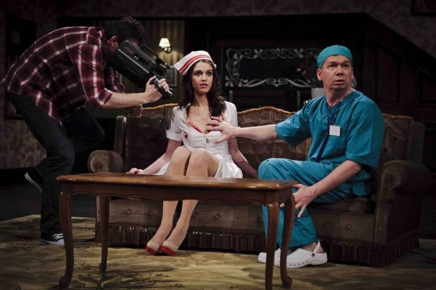 """Spektakl """"Ostra jazda"""" zagrany zostanie na Scenie Teatralnej NOT 22 marca."""
