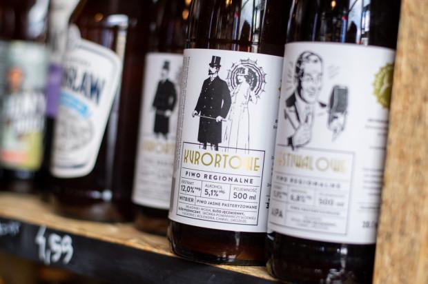W Bimbeer Sklepie można znaleźć duży wybór nietypowych alkoholi.