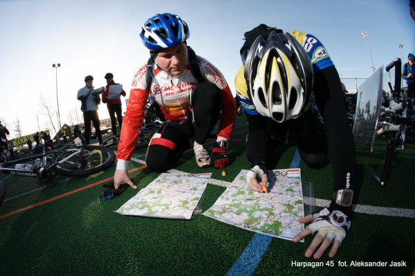 Harpagan to trasy piesze i rowerowe do wyboru.