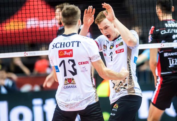 Gra siatkarzy Trefla Gdańsk w meczu z MKS Będzin naprawdę mogła się podobać kibicom w Ergo Arenie.