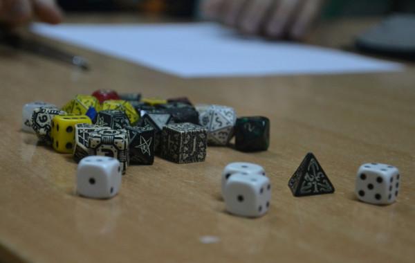 Kości są nieodłącznym elementem większości gier RPG.