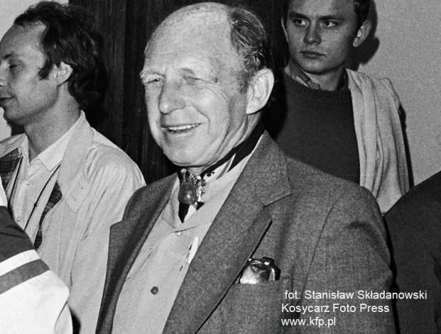 Polski podróżnik Tony Halik, autor popularnych w XX wieku filmów i reportaży podróżniczych
