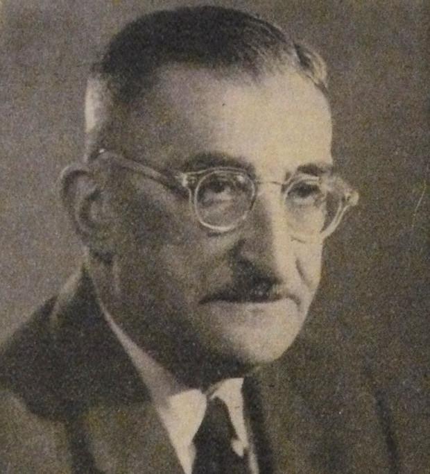 Bolesław Olszewicz, polski historyk i geograf