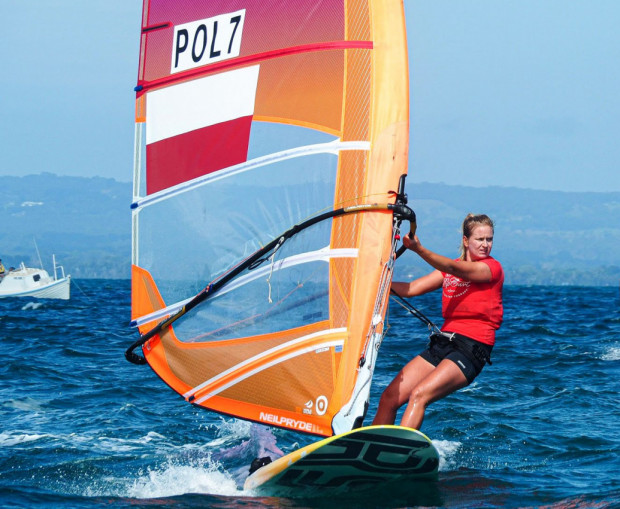 Maja Dziarnowska zajęła w mistrzostwach świata 8. miejsce, a po eliminacjach była nawet na 3. pozycji.