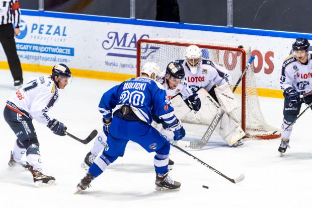 Lotos PKH Gdańsk przegrał 0:3 z Re-Plast Unią Oświęcim i zakończył sezon na 7. miejscu.