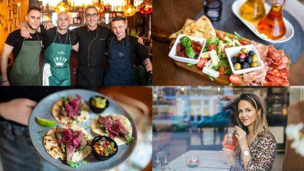 W dzisiejszym cyklu Nowych Lokali odwiedzamy: francuską piekarnię, włoskie bistro, restaurację serwującą kuchnię z Piemontu, lokal inspirowany Meksykiem oraz poznajemy sztukę włoskiej celebracji jedzenia.