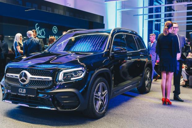 Nowy Mercedes-Benz GLB.