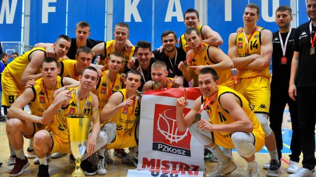 Asseco Arka Gdynia została mistrzem Polski U-20 w koszykówce.