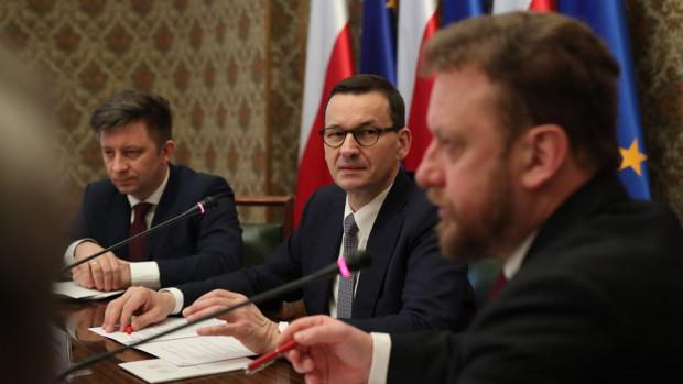 """""""Odwołujemy imprezy masowe"""" - taką decyzję podjęli ministrowie pod przewodnictwem Mateusza Morawieckiego."""