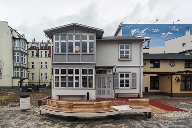 Teatr BOTO w Sopocie (na zdjęciu) odwołuje wydarzenia na najbliższy weekend, zgodnie z zaleceniem prezydenta Sopotu. Wszystkie wydarzenia w najbliższym czasie odwołuje również sopocki Teatr na Plaży.