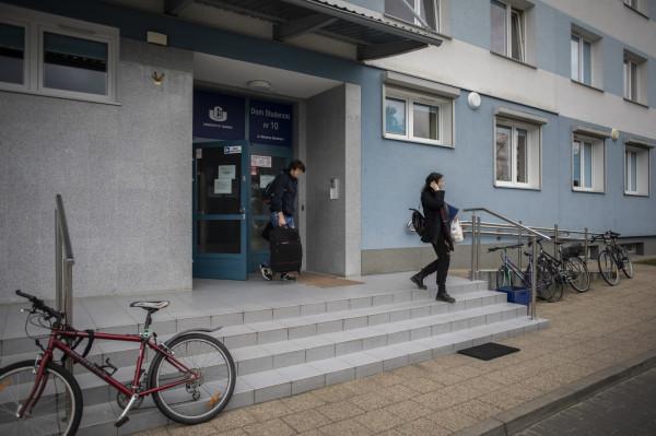 Zgodnie z zaleceniami GIS oraz Pomorskiego Urzędu Wojewódzkiego uczelnie informują studentów o konieczności opuszczania akademików.