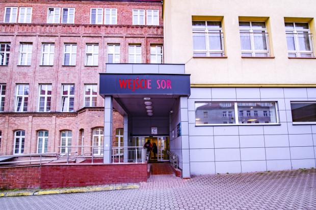 W Szpitalu im. Mikołaja Kopernika zarządzono kwarantannę po wizycie pacjenta zarażonego koronawirusem.