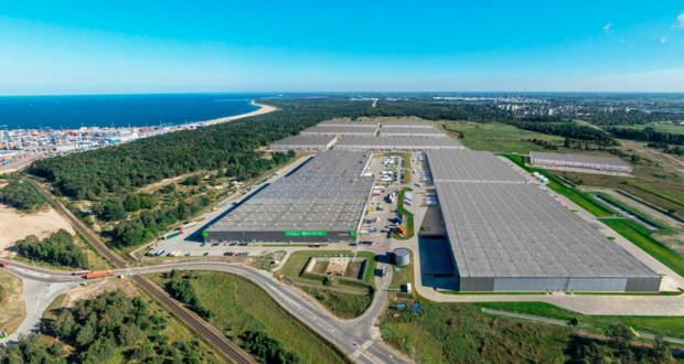 Pomorskie Centrum Logistyczne to największe centrum logistyczne w Gdańsku.