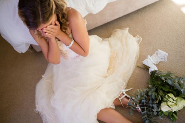 Niektóre pary młode już zdecydowały się na odwołanie ślubu zaplanowego na najbliższe tygodnie.