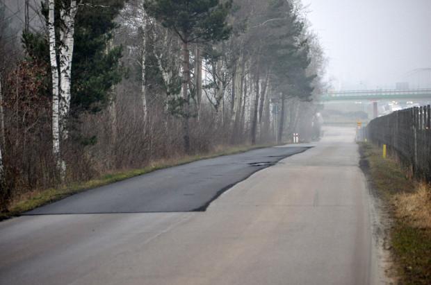 Eksperymentalna nawierzchnia przez pół roku była testowana na niemal 200-metrowym odcinku ul. Galaktycznej w Gdańsku.