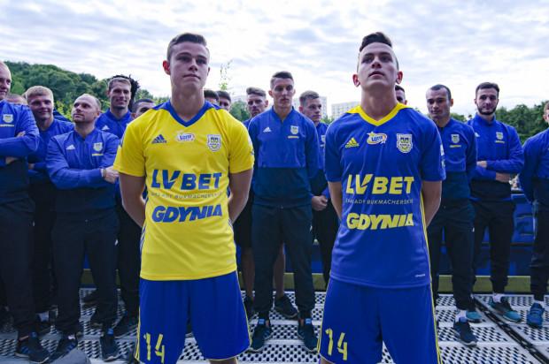 Arka Gdynia - piłka nożna
