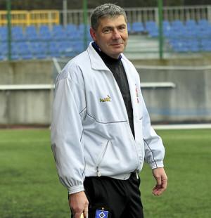 Krzysztof Rybicki, prezes SI Arka Gdynia.