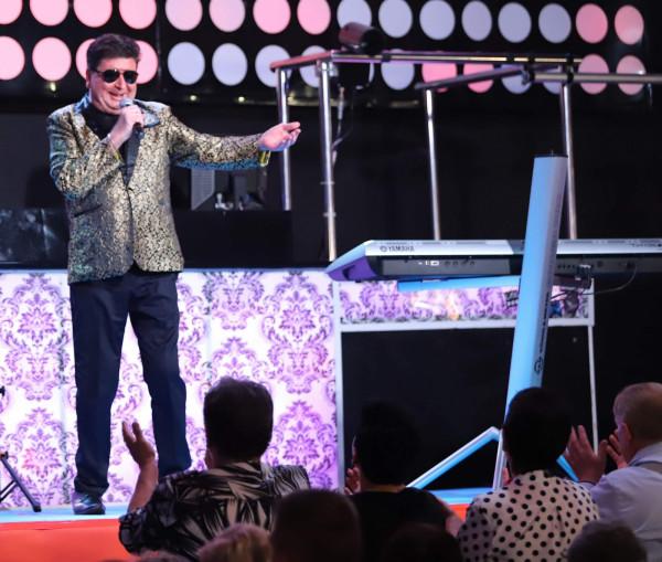 Paweł Siluk-Steiner uwielbia koncerty i kontakt ze swoimi fanami.