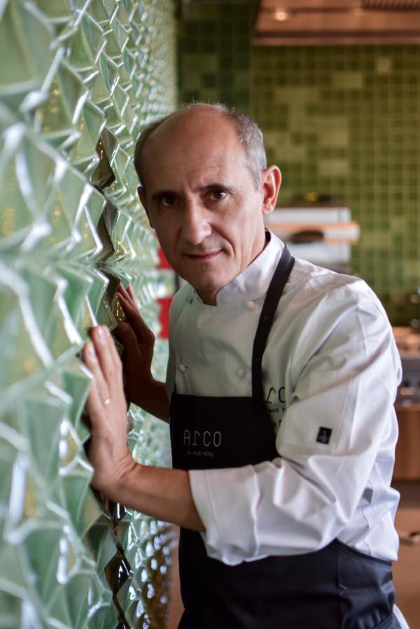 Paco Pérez wspiera gdański szpital w walce z koronawirusem.