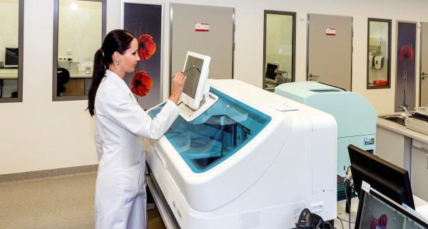 Prywatne laboratorium zaoferowało pomoc w testach na koronawirusa ponad tydzień temu.