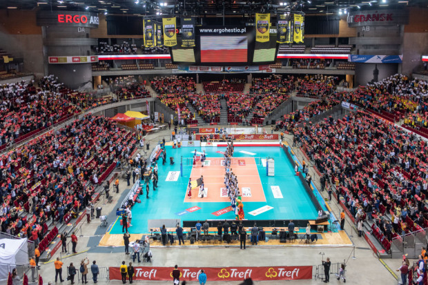 14 lutego, Mecz Kaszubski Trefla Gdańsk z Cuprum Lubin zebrał 9980 kibiców. To rekord frekwencji minionego sezonu PlusLigi.