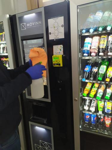 Automaty vendingowe Movinn będą ustawione jako samoobsługowy, całodobowy sklep automatyczny w Sopocie.