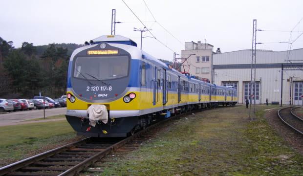 Z tego pociągu niebawem skorzystają pasażerowie kolei na Dolnym Śląsku.