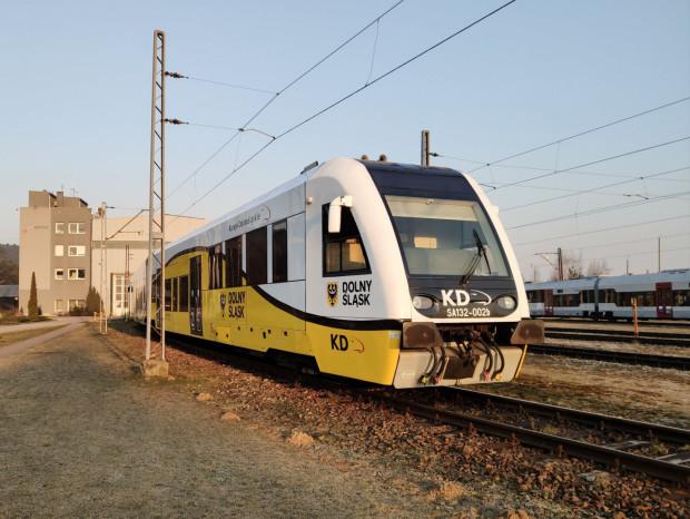 Pociąg do ruchu liniowego na PKM zostanie wprowadzony za ok. dwa tygodnie.