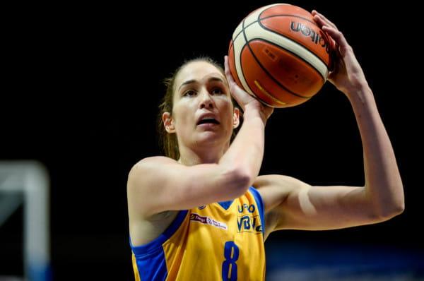 Rebecca Allen uzyskała średnią 5.07 z 695 waszych ocen, w 32 meczach Energa Basket Ligi Kobiet.