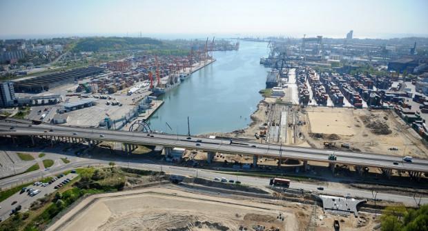 Droga Czerwona ma prowadzić do portu oraz być przedłużeniem obwodnicy.