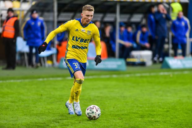 Mateusz Młyński rozegrał w tym sezonie 940 minut na boiskach ekstraklasy. W tym czasie dla Arki Gdynia strzelił dwa gole i zaliczył dwie asysty.