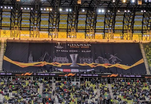 Finał Ligi Europy w Gdańsku, który miał odbyć się 27 maja, może zostać rozegrany najpóźniej 3 sierpnia. Czy piłka nożna wygra z koronawirusem?