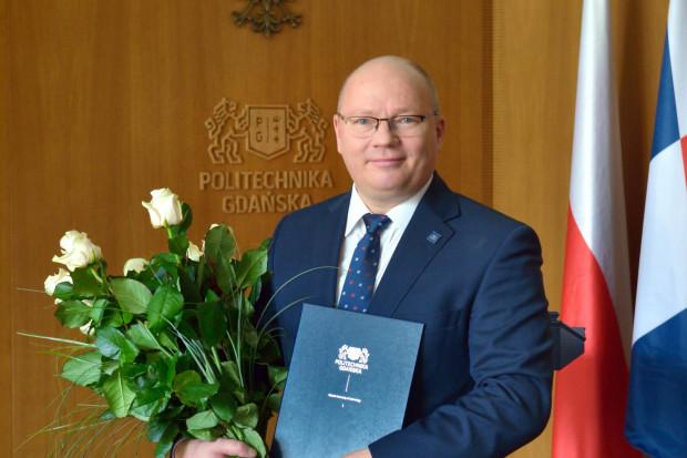 Prof. dr hab. inż. Krzysztof Wilde, prof. zw. PG został 42. rektorem Politechniki Gdańskiej.
