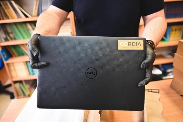 Nowy sprzęt trafi do gdańskich uczniów.