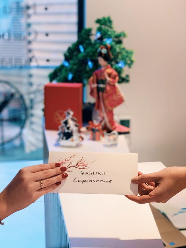 Voucher podarunkowy od Yasumi Sopot
