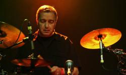 ...oraz Leibezeit, były perkusista niemieckiej grupy Can...