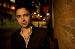 ...i Vijay Iyer, uznawany za jednego z najciekawszych muzyków jazzowych młodego pokolenia.