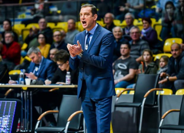 Gundars Vetra poprowadzi koszykarki Arki Gdynia w czwartym kolejnym sezonie.