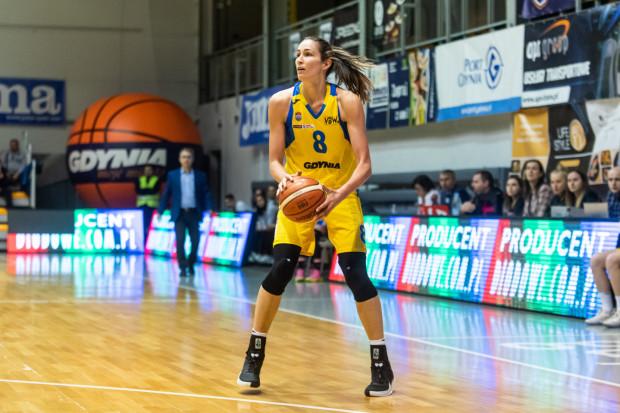 Przygoda Rebeccki Allen w Arce Gdynia zakończyła się po dwóch latach.