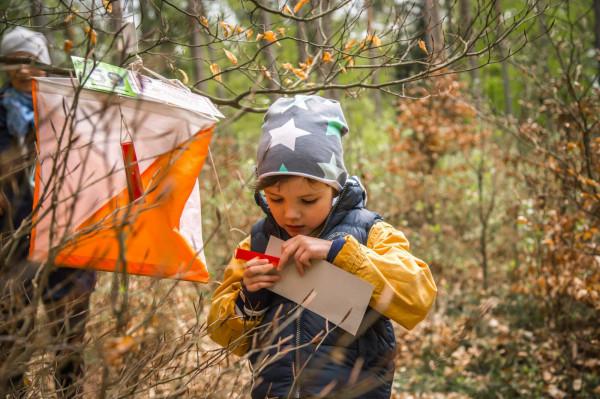 Choć na Harpusie rozgrywane w standardowej formule przyjdzie nam jeszcze poczekać, organizatorzy znaleźli sposób na to, by umożliwić zabawę miłośnikom orienteeringu.