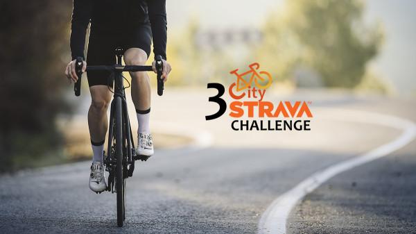 3City Strava Challenge to solowe ściganie z grupową klasyfikacją.
