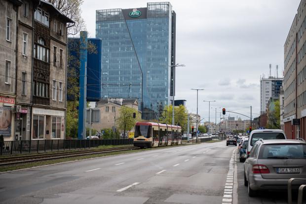 Czy wkrótce jeden z trzech pasów na al. Grunwaldzkiej zostanie przeznaczony wyłącznie dla ruchu rowerzystów?