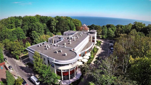 Hotel Nadmorski w Gdyni działał przez cały czas, ale w ostatnim czasie przyjmował jedynie gości będących w delegacji.
