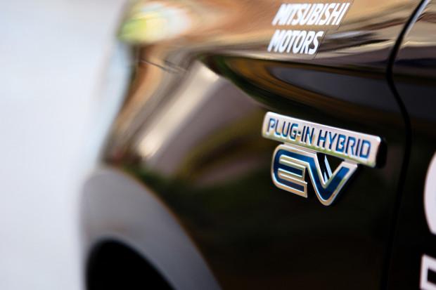 Nowy Mitsubishi Outlander PHEV